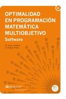 Optimalidad en programación matemática multiobjetivo:Software