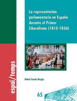 La Representación Parlamentaria en España durante el Primer Liberalismo (1810-1836)