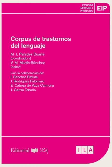 Corpus de trastornos del lenguaje