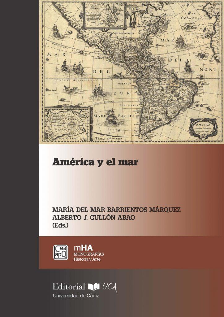 """Presentación virtual del libro """"América y el mar"""""""