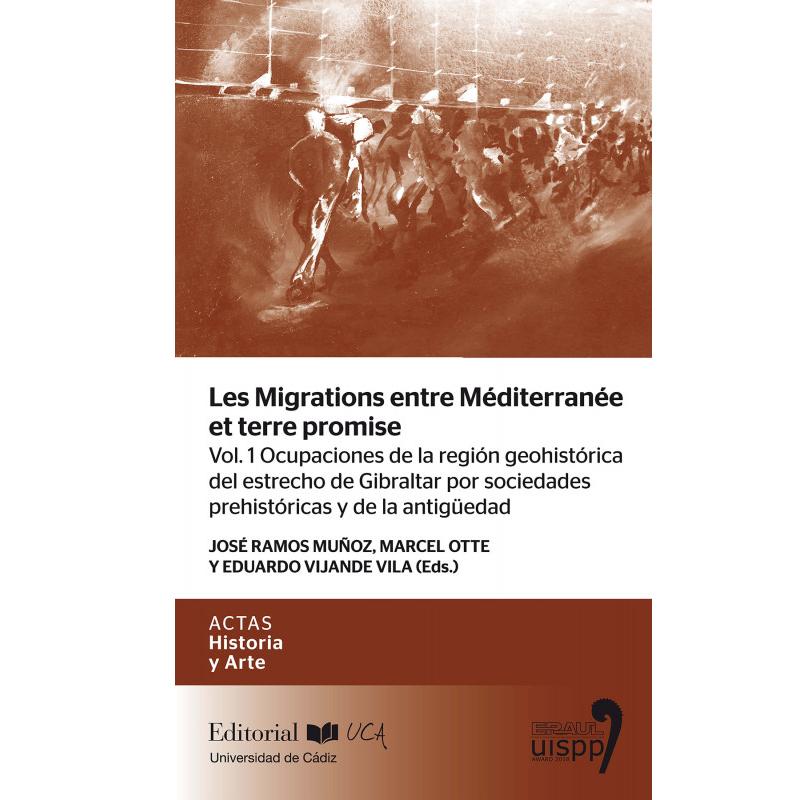 """Presentación virtual del libro """"Les Migrations entre Méditerranée et terre promise"""""""