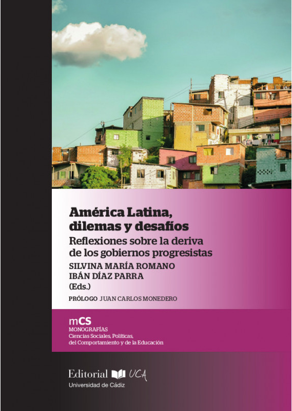 """Presentación virtual del libro """"América Latina dilemas y desafíos. Reflexiones sobre la deriva de los gobiernos progresistas"""""""