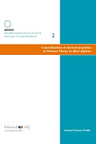 Generalizations on classical properties of Measure Theory to effect algebras