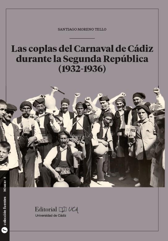 """Presentación virtual del libro """"Las coplas del carnaval de Cádiz durante la segunda Repúbli..."""