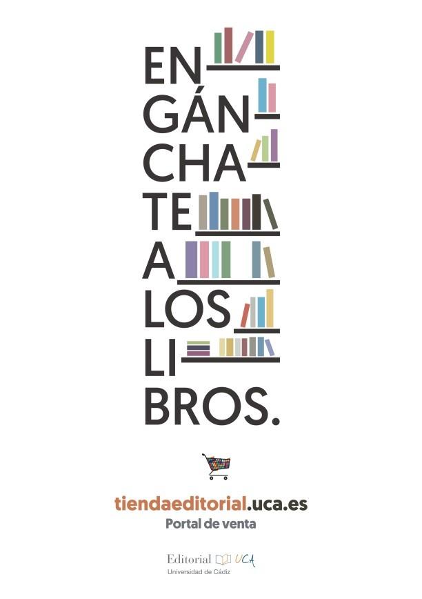 EDITORIAL UCA estará presente en la Feria del Libro de Cádiz 2021