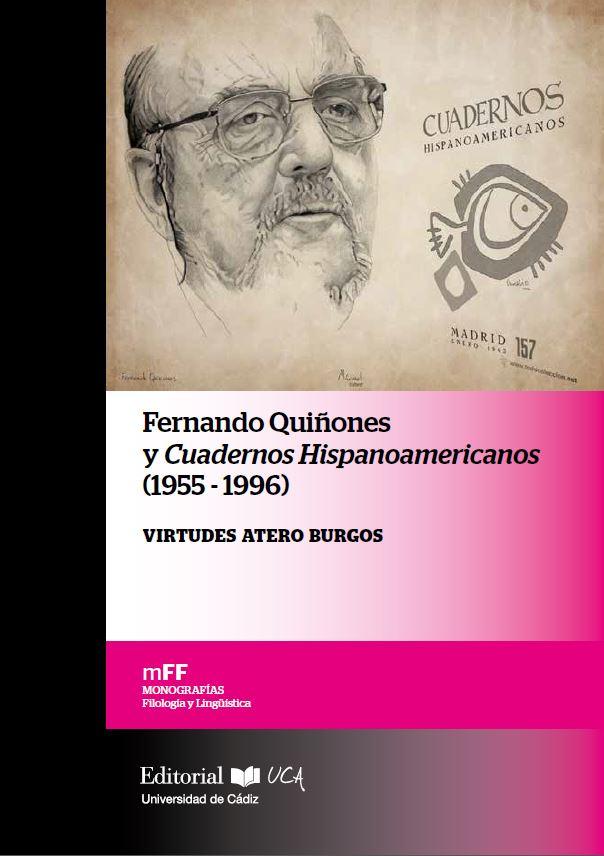 Fernando Quiñones y Cuadernos Hispanoamericanos (1955-1996)